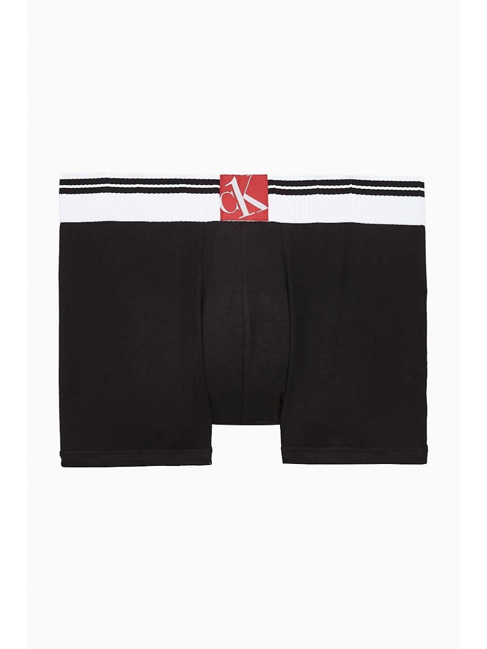Férfi boxeralsó Calvin Klein CK ONE Red Logo fekete