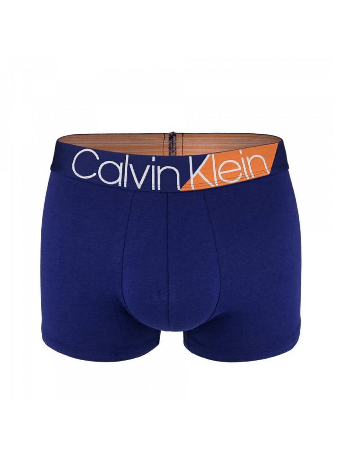 Férfi boxeralsó Calvin Klein Bold Accents kék
