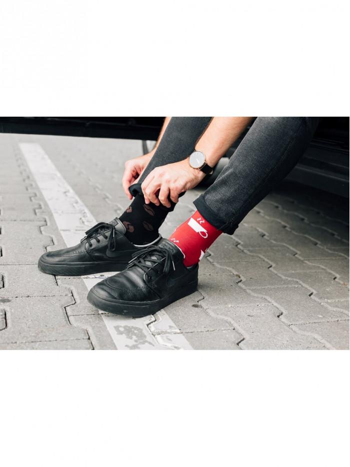 Zoknik Hesty Socks Kávészeretők