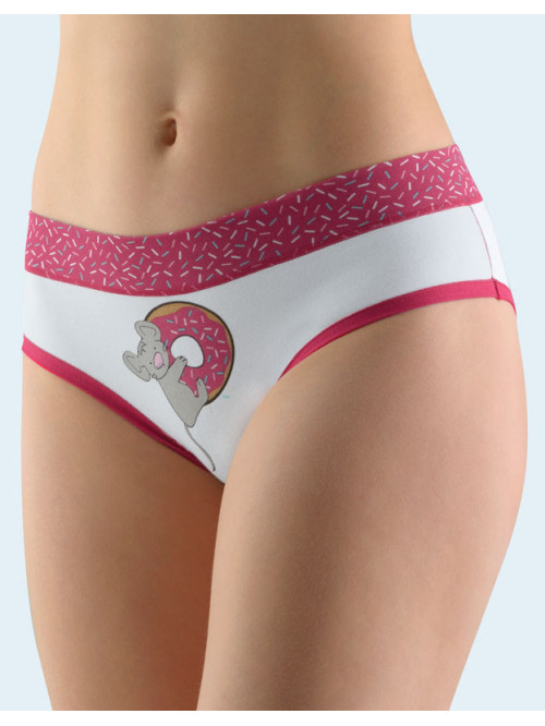 Fehérnemű Gina Mouse Pink