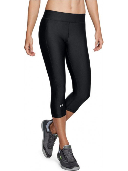 Női kompressziós 3/4-es leggings Under Armour HeatGear fekete