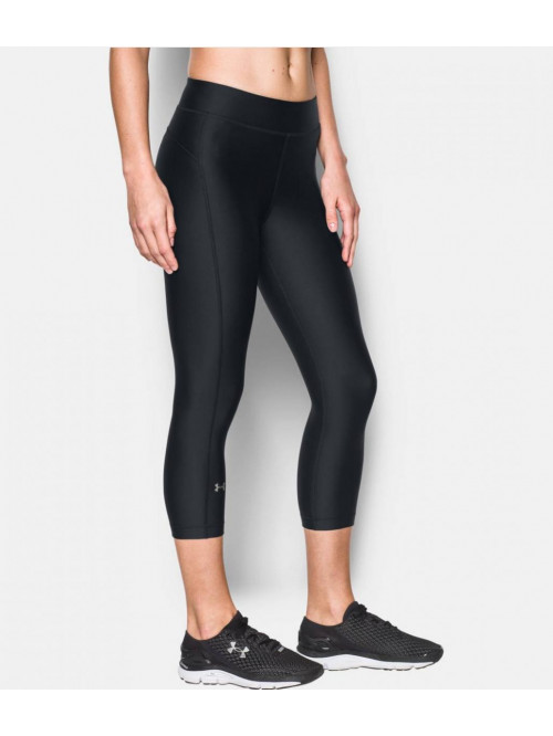 Női kompressziós leggings Under Armour HG Capri fekete