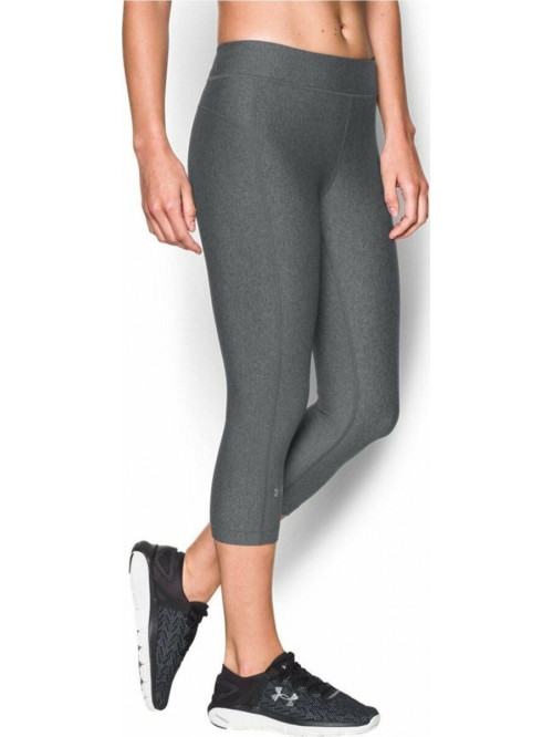 Női kompressziós leggings Under Armour HG Capri szürke