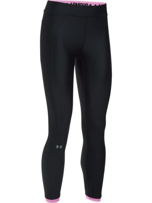 Női kompressziós leggings Under Armour Ankle Crop fekete
