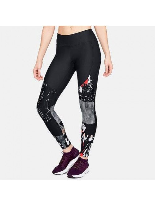 Női leggings Under Armour Vanish Printed fekete