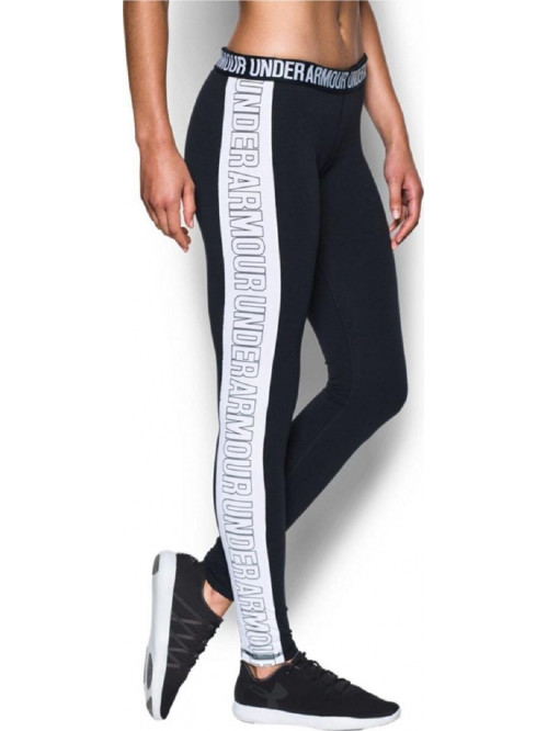 Női leggings Under Armour Wordmark fekete