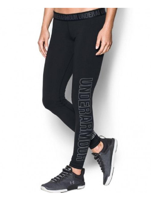 Női leggings Under Armour Favourite Graphic fekete