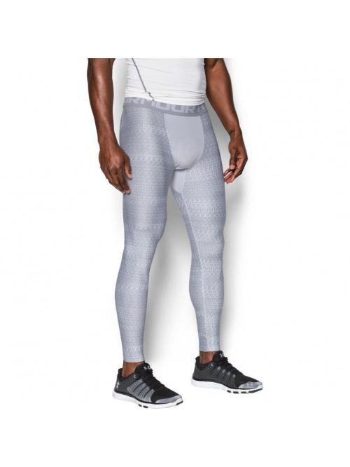 Férfi kompressziós leggings Under Armour Novlty fehér