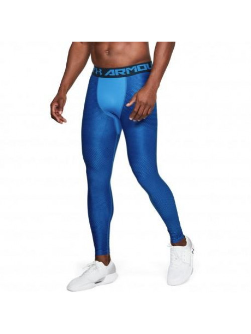Férfi kompressziós leggings Under Armour Novlty kék