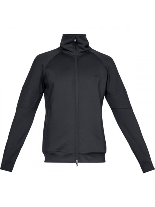 Férfi kabát Under Armour Perpetual Track Jacket fekete