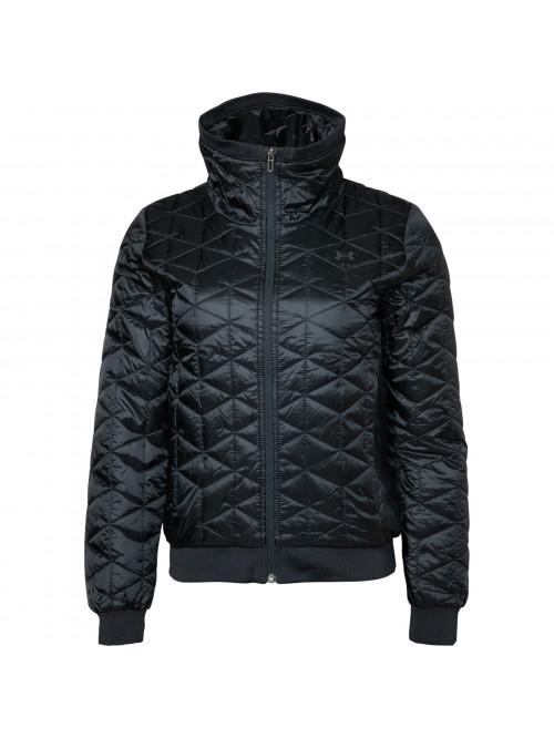 Női kabát Under Armour CG Reactor Performance Jacket fekete