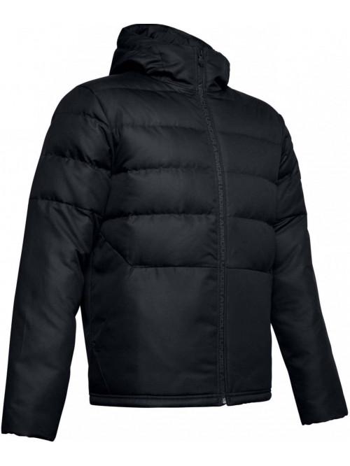 Férfi kabát Under Armour Sportstyle Down Hooded fekete