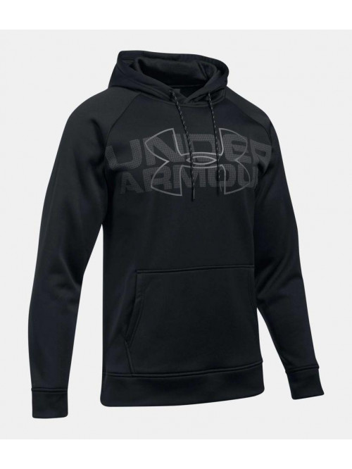 Férfi melegítő felső Under Armour Graphic Hoodie fekete