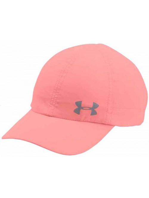 Női baseball sapka Under Armour Fly By rózsaszín