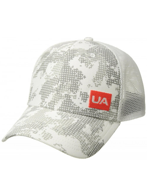 Baseball sapka Under Armour Blitzing Trucker 3.0 fehér