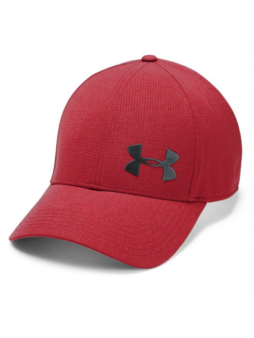 Baseball sapka Under Armour Airvent Core 2.0 piros