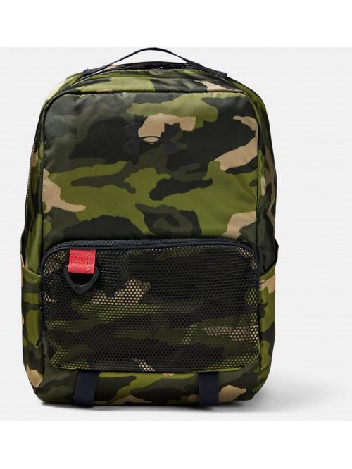 Hátizsák Boys Armour Select Backpack-GRN Guardian Green zöld