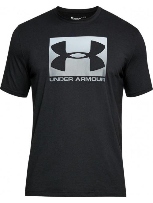 Póló Under Armour Boxed fekete