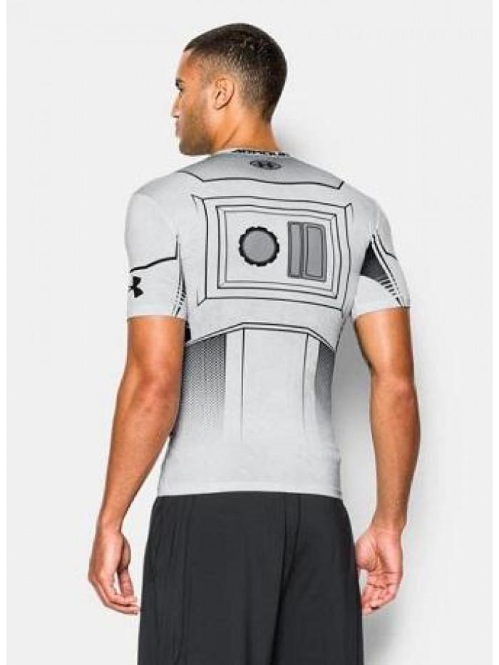 Kompressziós póló Under Armour Trooper fehér