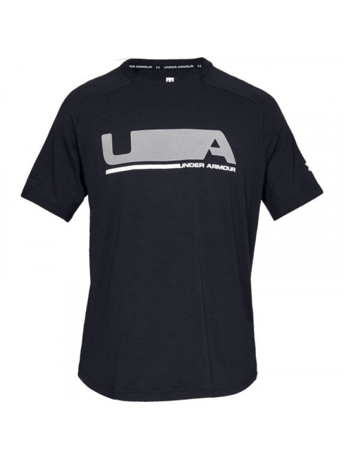 Póló Under Armour Unstoppable Move SS T-shirt fekete