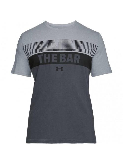 Póló Under Armour Raise The Bar szürke