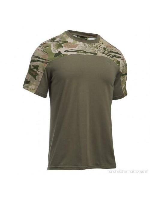 Póló Under Armour Tactical Combat army zöld
