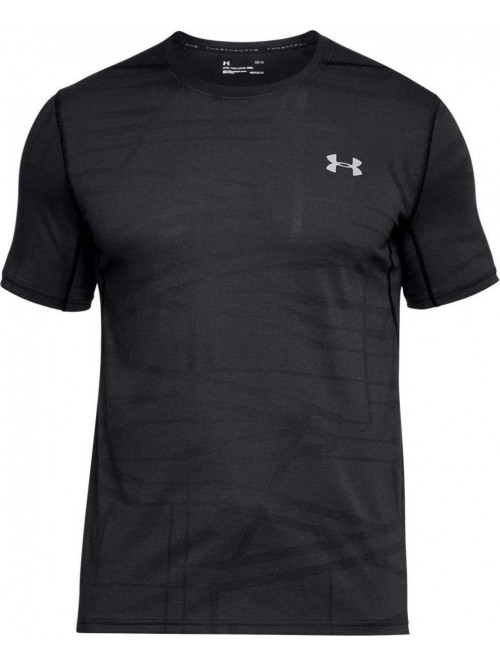 Póló Under Armour Threadborne Elite fekete