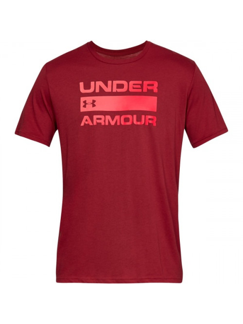 Póló Under Armour Team Issue Wordmark piros