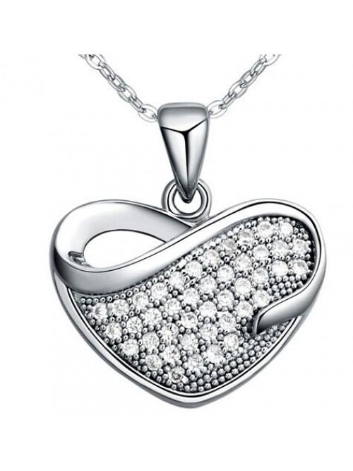 Nyaklánc Szerelem ezüst