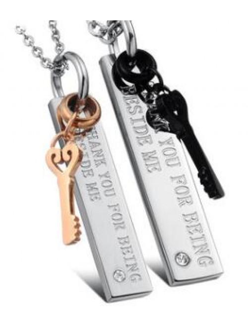 Nyaklánc pároknak Keys Of Love