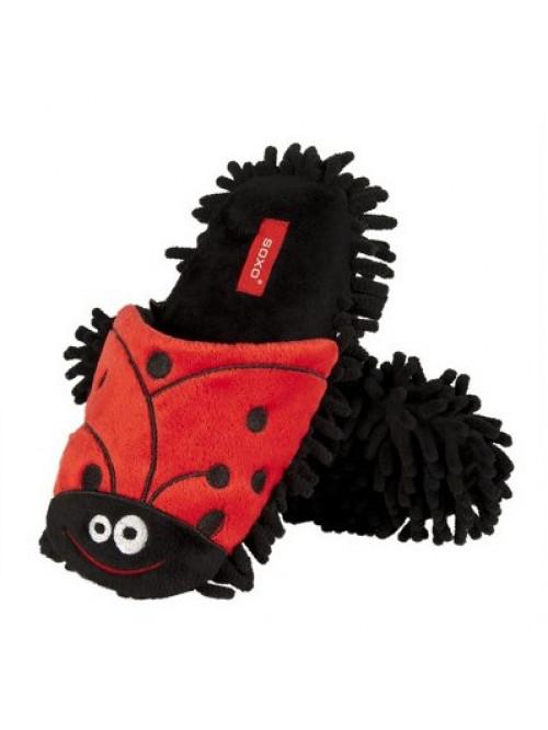Papucs Soxo Ladybug Mop