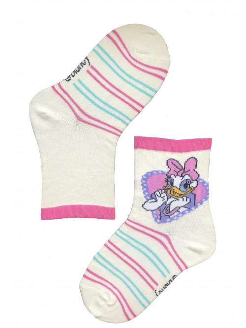Gyerek Gatta Daisy White zoknik