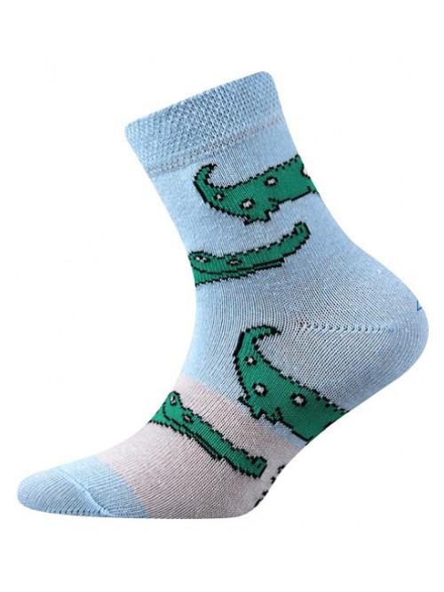Gyerek Boma Krokodíl zoknik