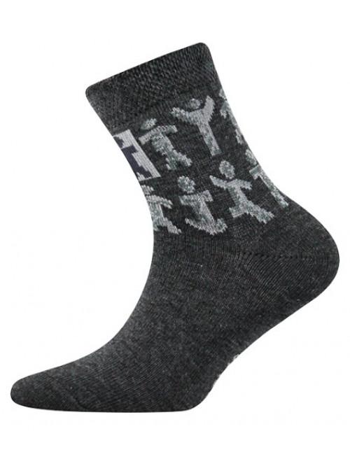 Gyerek Boma zoknik bábukkal