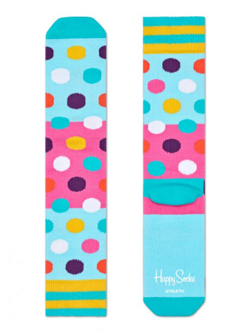 Happy Socks Big Dot Athletic zoknik