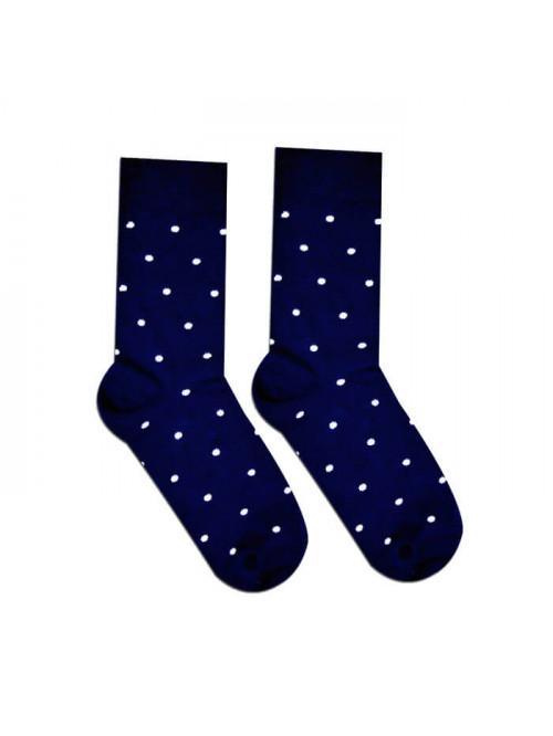 Gentleman Kék zoknik