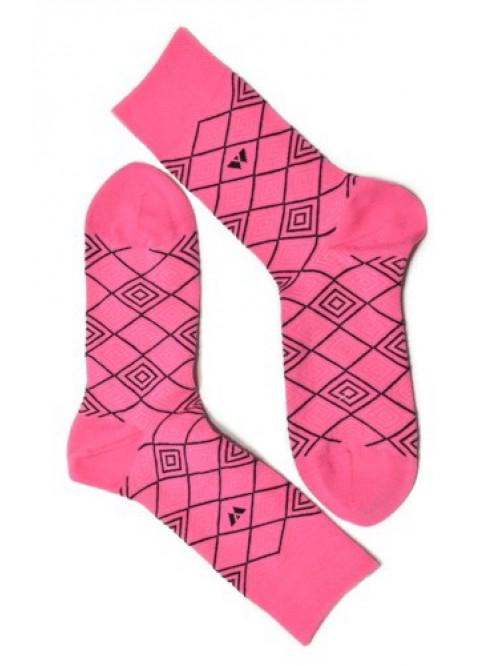 Zoknik Walker's rózsaszín Diagram