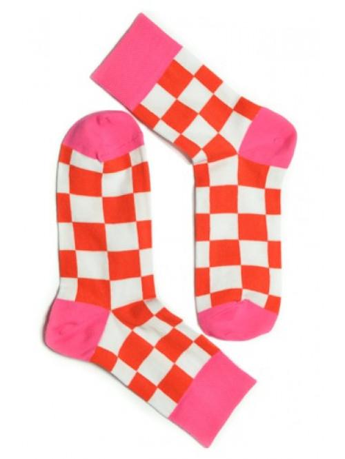Tatrasvit Zokni Saso narancssárga-fehér