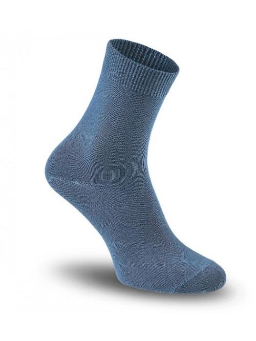 Női ezüst-kék Tatrasvit Vikta zoknik