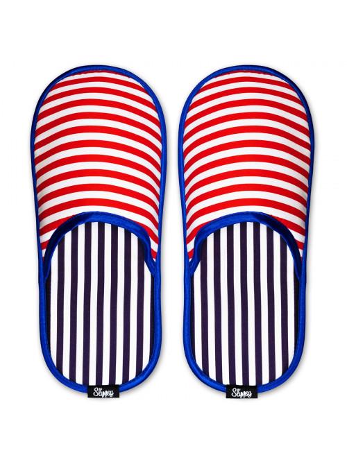 Papucs Slippsy Magic Stripes