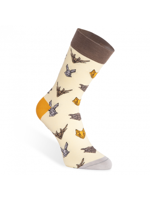 Zokni Slippsy Animal Socks