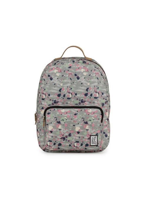 Hátizsák TPS Classic Backpack - Grey Speckles All-over