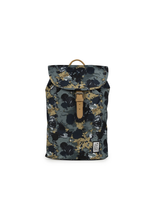 Hátizsák TPS Small Backpack Grey Camo All- Over