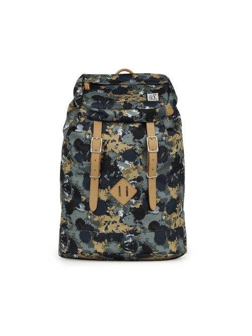 Hátizsák TPS Premium Backpack Grey Camo All-over