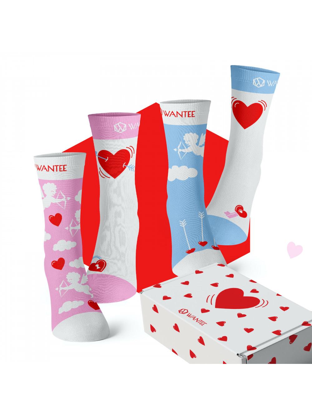 Wantee Valentin-napi ajándékdoboz pároknak