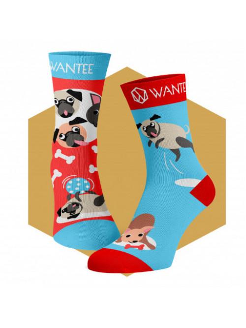 Wantee Játékos kutyusok Gyerekzokni