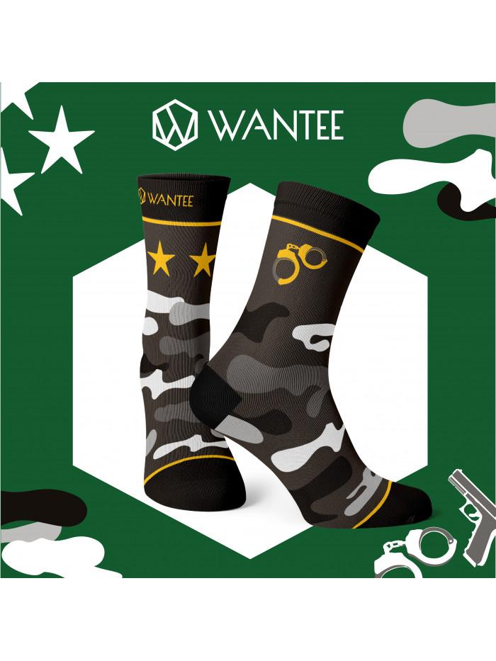 Zokni Army Wantee
