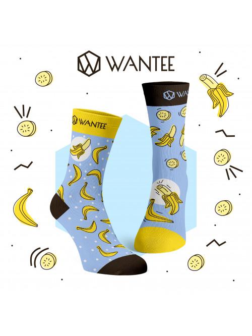 Wantee Banánok zokni