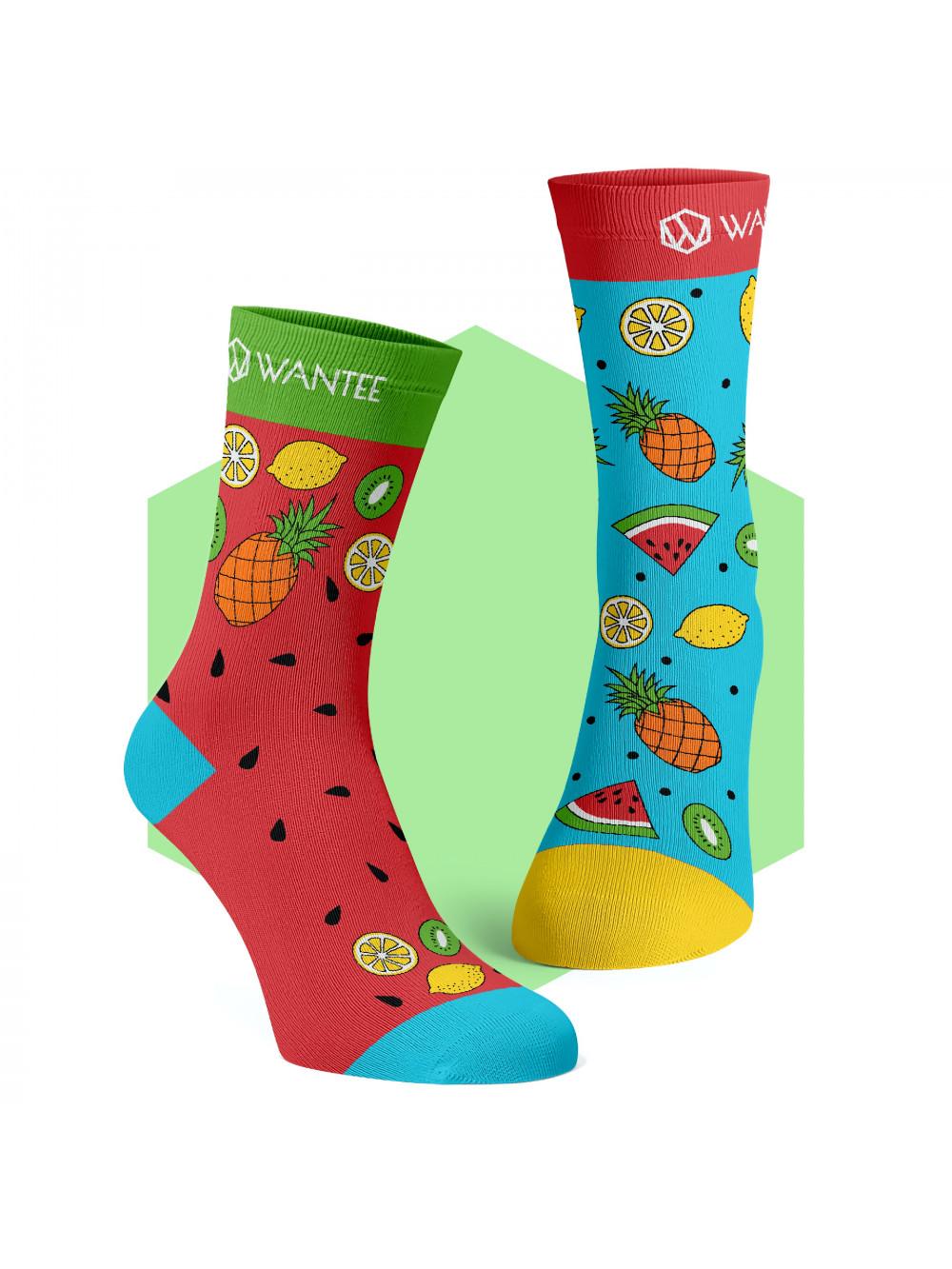 Wantee Egzotikus gyümölcsök zokni