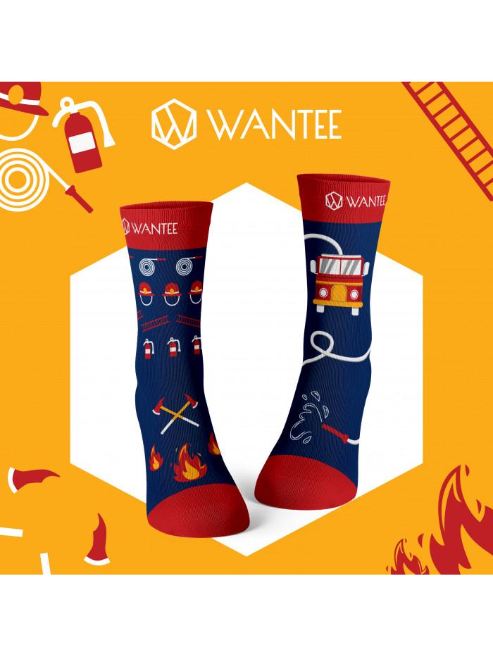 Zokni Tűzoltó  Wantee